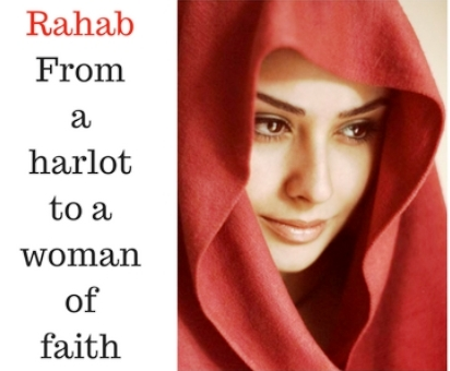 Image result for images of rahab the harlot