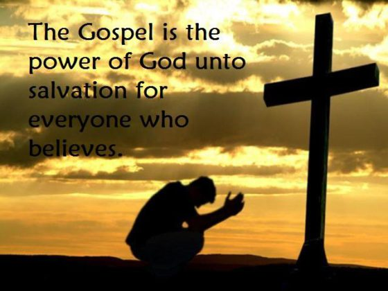What is the Gospel of Jesus Christ