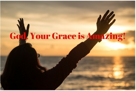 Declaring the Amazing Grace of God
