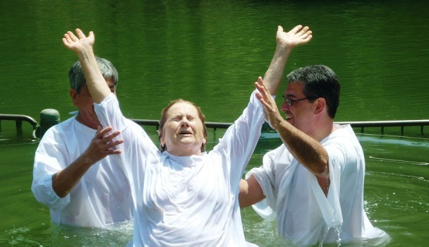 Do you need to be baptized in order to be saved