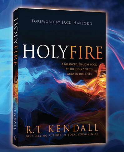 Keeping the Fire of the Holy Spirit burning in our lives