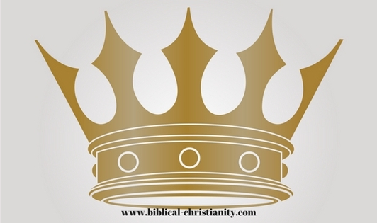 Reward or crown for the believers