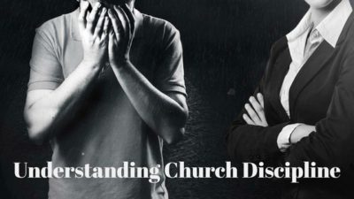 What did Jesus teach about church discipline