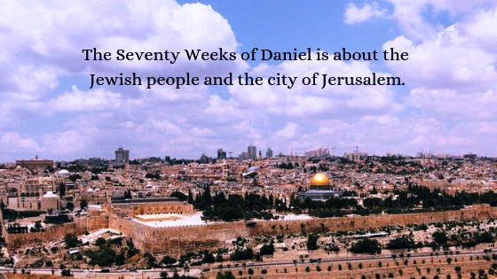 The Jewish people and Jerusalem