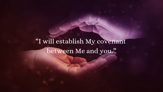 Conditions of God's Covenant with Man