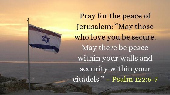 Blessings for Blessing Israel