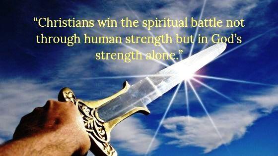The Christian's Armour Sermon