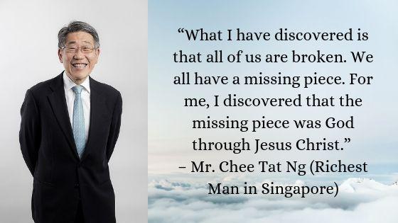Mr Chee Tat Ng