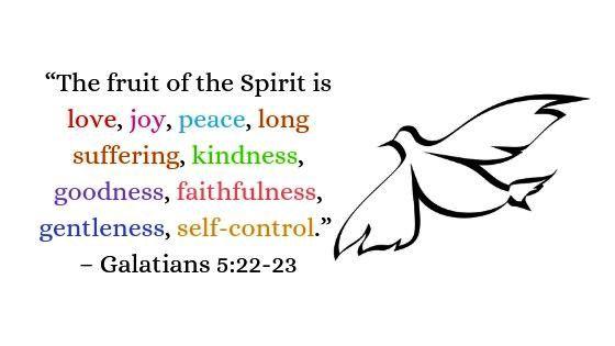 Galatians 5:22-23 NKJV