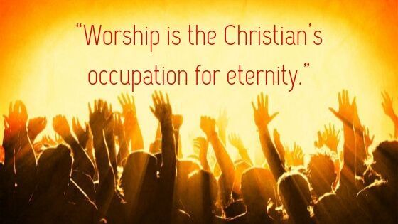 The Elements of Christian Worship