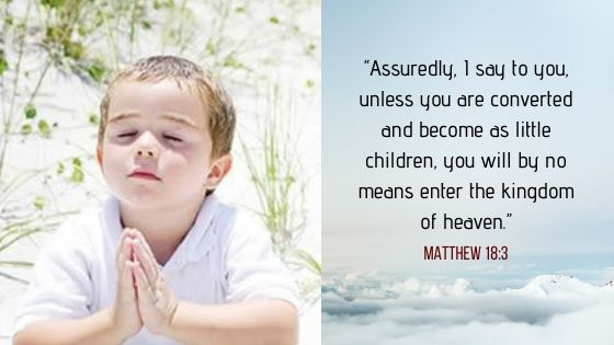 How to have a Childlike Faith