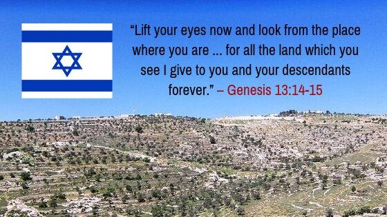 God's Covenant with Abraham and the Nation of Israel