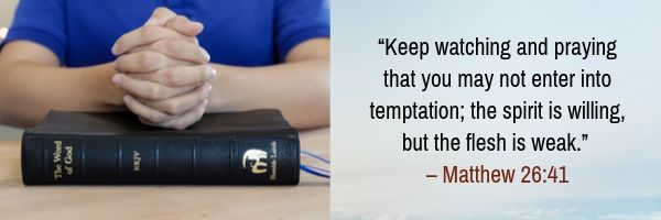 How to Overcome Temptations as a Christian