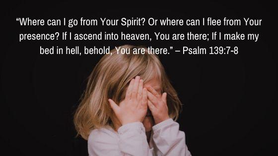 O God You Search Me You Know Me