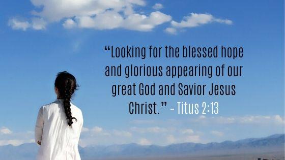 Scriptures on the Return of Jesus Christ