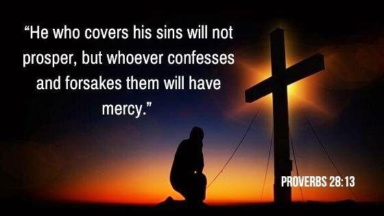 Proverbs 28:13 NKJV