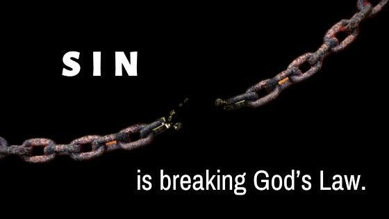 What is Sin According to the Bible