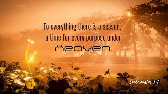 Ecclesiastes 3 Meaning