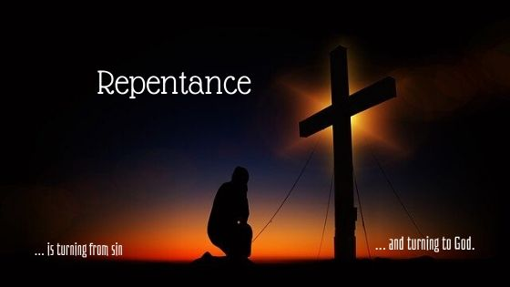 How does the Bible Define Repentance