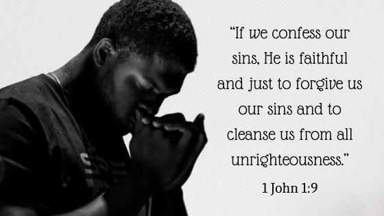 1 John 1:9 NKJV