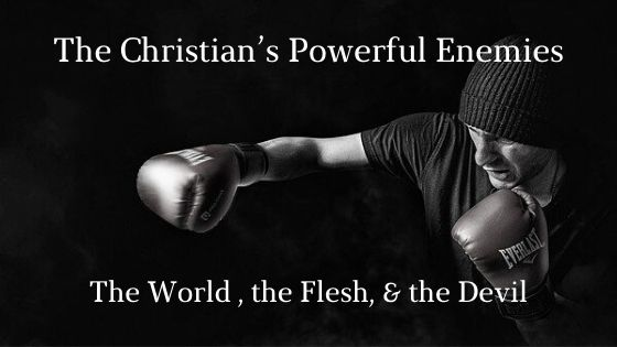 Powerful Enemies of the Christians