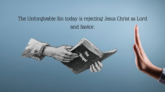 The Unforgivable Sin Explained