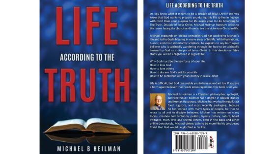 Michael Heilman's Devotional Book