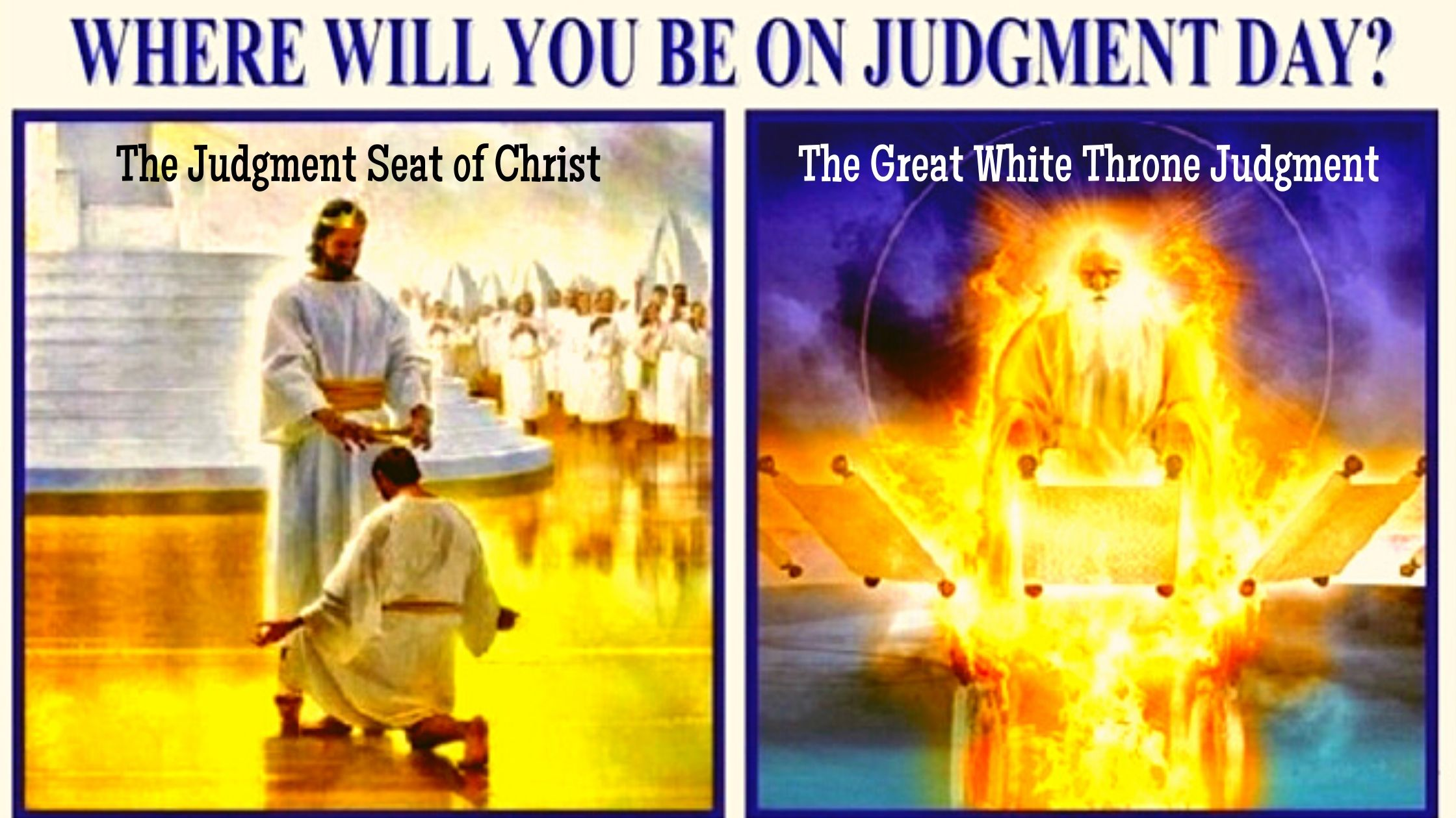 The 7 Future Judgments of God