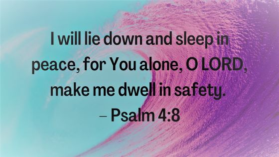 Safety and Security in the Loving Arms of God