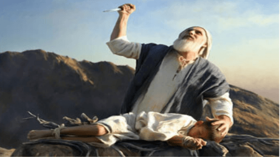 Genesis 22 The Testing of Abraham's faith