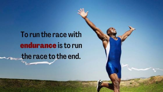 How to Run the Race of Faith