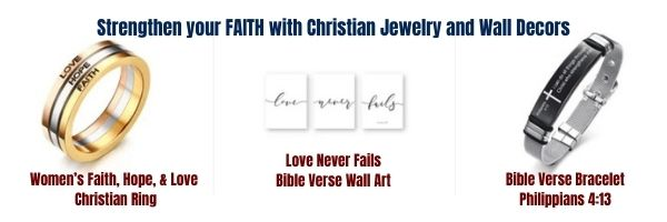 Christian Jewelry and Wall Decors - Lord's Guidance