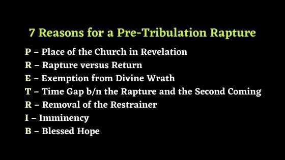 Defending Pre-Trib Rapture