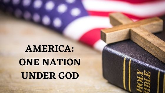 America Needs God Right Now
