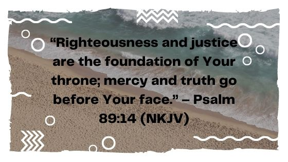 Psalm 89:14