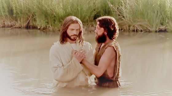 What is the Importance of Jesus' Baptism