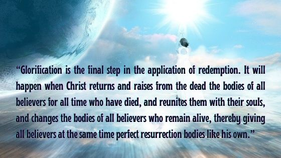 The Glorification of the Believers