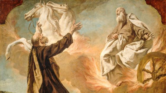 John the Baptist in the Spirit of Elijah and Elisha