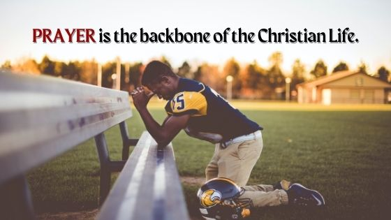 The Will of God on Prayer