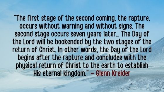 What is the difference between the Rapture and the Second Coming