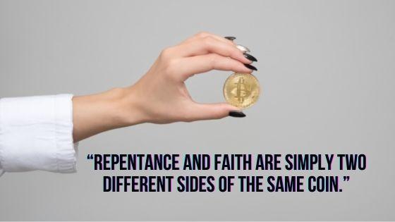 Repentance Toward God, Faith Toward Jesus