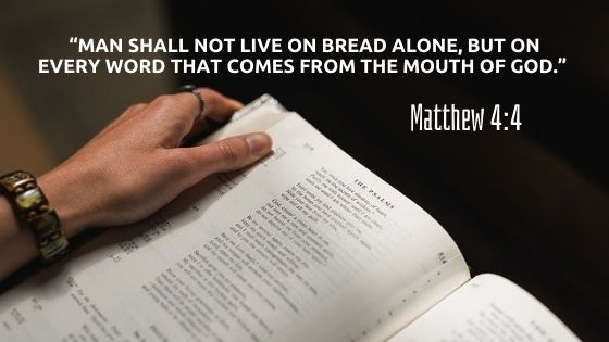 Study the Bible to Grow and Mature